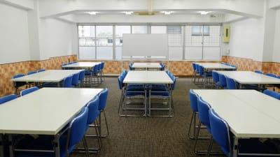 Natuluck茅場町 新館 大会議室(3階)の室内の写真