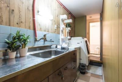 京都VILLASOUND 一軒家まるまる貸切!の設備の写真
