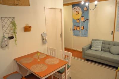 GBL HOUSE OSAKA2 212アリタビル大国の室内の写真