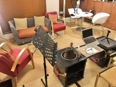 椿Salon(茶室付き) 椿Salonの室内の写真