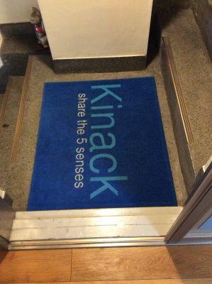 Kinack キッチン付き多目的ルームの入口の写真