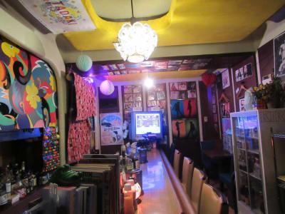 店内全体② - アサヒバー バースペースの室内の写真