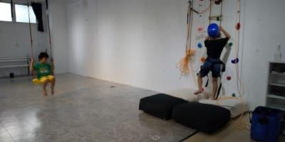 遊具の展開 - フェリスアン スタジオ237 北館 多目的スペースの室内の写真