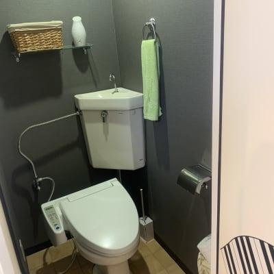 Sheila M Space 室内トイレ - Sheila M Space グランドピアノ・多目的スペースの設備の写真