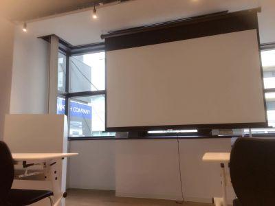 D➜スタート心斎橋 多目的スペース(受付常駐で便利)の設備の写真