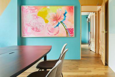 会議室フルール - アニバーサリークルーズ 会議室フルールの室内の写真