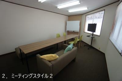 LMスペース東上野の室内の写真