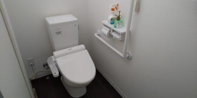 北館トイレ - フェリスアン スタジオ237 北館 多目的スペースの室内の写真