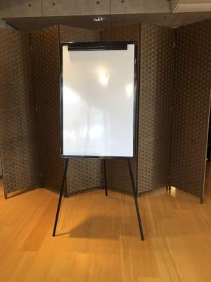 ホワイトボード - レッスン&レンタルスタジオ StudioBoo-Thang スタジオの設備の写真