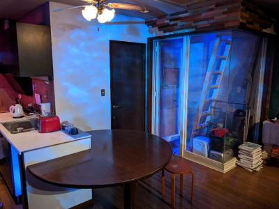 劇団が運営するアートスペースなので、豊富な照明プランの対応が可能です。 - アトリエ5-25-6 レンタルアートスペースの設備の写真