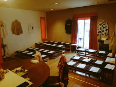 客席を設置することもできます。 - アトリエ5-25-6 レンタルアートスペースの室内の写真