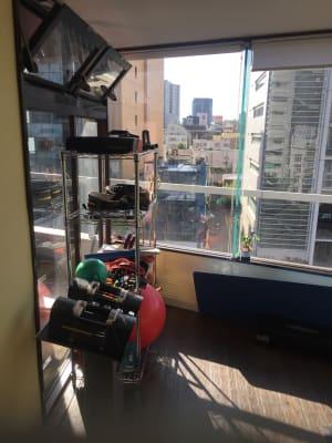 DIETA外苑前 オフィス兼フィットネスジムの設備の写真