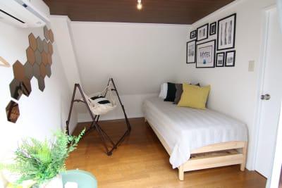 4Fフリールーム。 - 【GHON】便利な立地の戸建貸切 戸建て貸切 #201の室内の写真