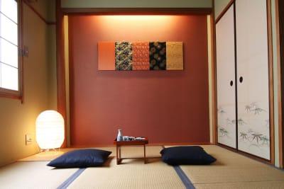 3F和室。襖で閉まるので赤ちゃん連れにも便利です。3Fにはもう一部屋和洋室あり - 【GHON】便利な立地の戸建貸切 戸建て貸切 #201の室内の写真
