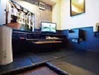 広々完全個室です。 - LAS CAFE リモート向き【全室完全個室】の室内の写真