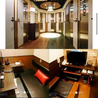 お好きなタイプのお部屋をお選びいただけます。 - LAS CAFE リモート向き【全室完全個室】の室内の写真