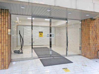 新横浜ホール【加瀬会議室】 第1会議室の入口の写真