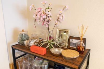 092_グランドスペース五反田 キッチンスペースの室内の写真