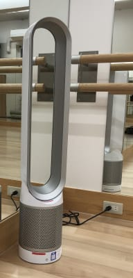 Dyson 空気清浄機 - Studio RATAN ダンススタジオの設備の写真