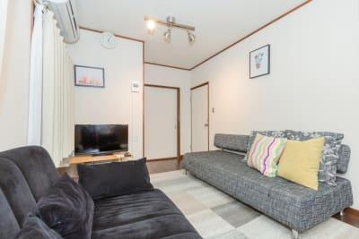EBH2 一軒家貸切りの室内の写真