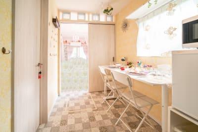 Green Wonderland 101の室内の写真