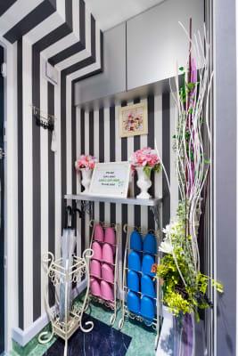 パピヨンパラダイス東新宿  2LDKの室内の写真