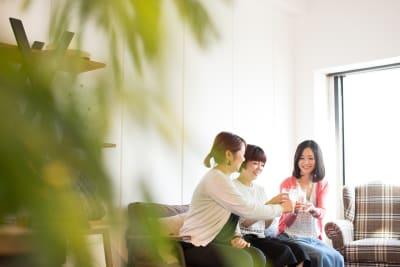 STUDIO △ ROOF ▲ APARTMENT 401の室内の写真