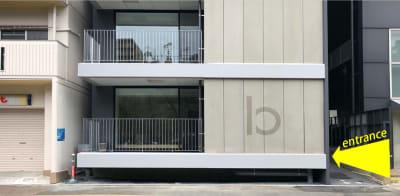 b hotel 平和大通り 101号室の外観の写真