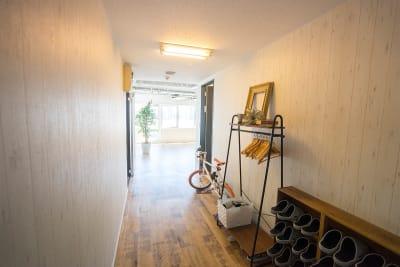 玄関 - Space et cetera レンタルスペースの室内の写真
