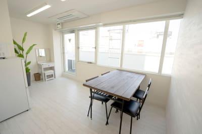 控え室01 - Space et cetera レンタルスペースの室内の写真