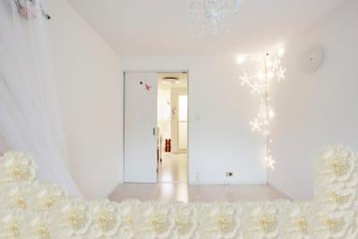 Green Wonderland 姫系スペース 103の室内の写真