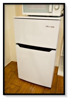 冷蔵庫 - SP169 SHARESPE SP169 パーティースペースの設備の写真