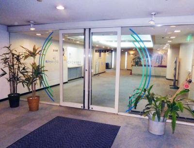 横浜セネックス B会議室の入口の写真