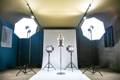 GENTLEMAN福岡店 レンタルスタジオの室内の写真