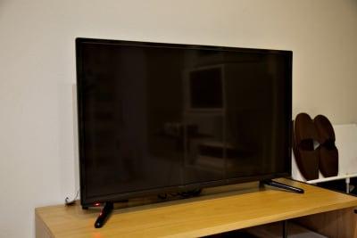 テレビ(地上波視聴不可) - SP105 SHARESPE SP105 パーティースペースの設備の写真