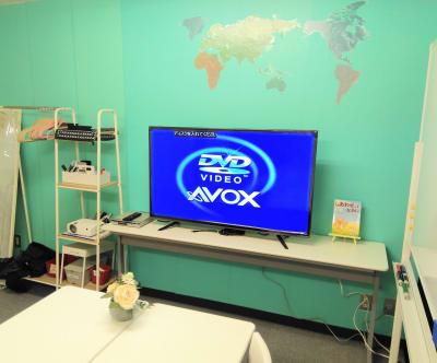 happy room 恵比寿南店 会議室の設備の写真