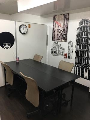 English-21 英会話スクールの室内の写真