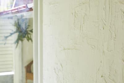 壁面のテクスチャも◎! - N-studio 庭付き自然光ハウススタジオの室内の写真