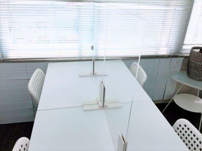 神楽坂ひとまちっくす コミュニティスペースの設備の写真
