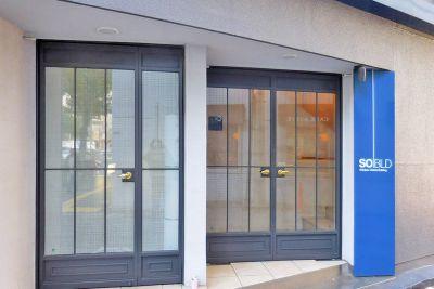 SOBIZGATES/貸スペース 会議室Bの入口の写真