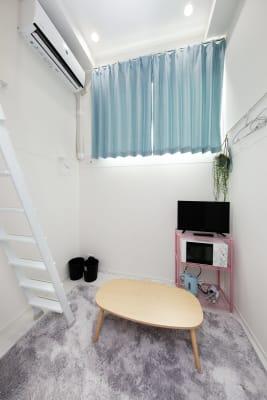 カーサマグノリア上落合 多目的作業スペースの室内の写真