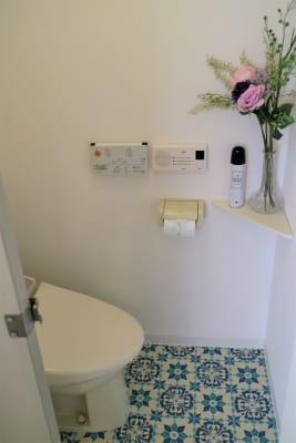 トイレ - Lucky⭐︎star 多目的スペースの設備の写真