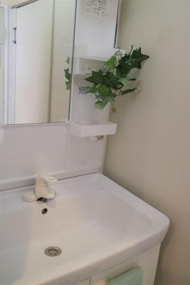 洗面台 - Lucky⭐︎star 多目的スペースの設備の写真