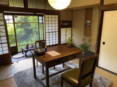 和室もしくは洋室の個室をご利用いただきます - 日暮荘 【個室・お一人利用】仕事や勉強にの室内の写真