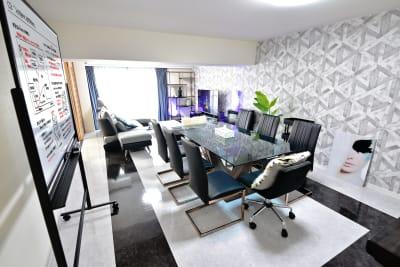 JK Room プラザ新大樹 会議室、パーティー、テレワークの室内の写真