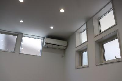 エアコン - 日吉 KH スタジオ レンタルスタジオの設備の写真
