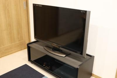 モニター - レンタルスペース ムーミン 貸し会議室の設備の写真