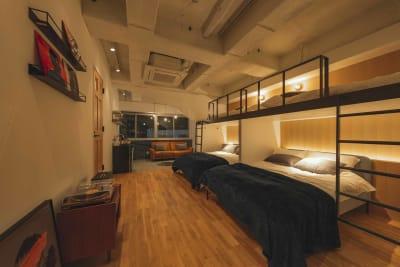 illi 下北沢 広々リビング(601)の室内の写真