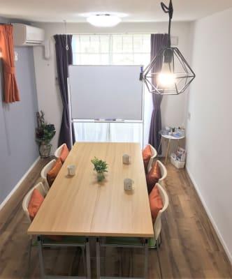 貸会議室アクア大宮高鼻 お部屋貸し切り201号室の室内の写真