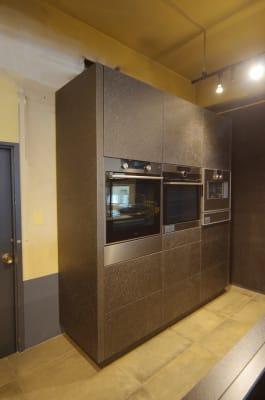オーブン、スチームオーブン - KLASI COLLEGE 平日利用 レンタルキッチンの設備の写真